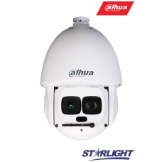IP valdoma kamera intelligent STARLIGHT 2MP, laser 500m., 40x, IP67, 0.0005Lux