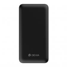 Išorinė baterija Power Bank Devia Smart PD 18W 20000mAh juoda