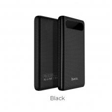 Išorinė baterija Power Bank Hoco B20A su LCD ekranu 20000mAh juoda
