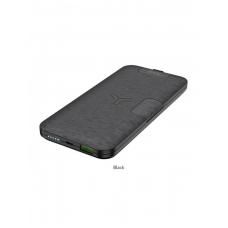Išorinė baterija Power Bank Hoco S16 Type-C PD+10W bevieliu krovimu 10000mAh juoda