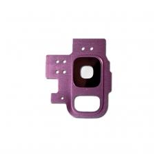 Kameros stikliukas Samsung G960 S9 violetinis ORG