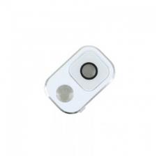 Kameros stikliukas Samsung N9005 Note 3 baltas