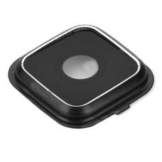 Kameros stikliukas Samsung N910F Note 4 juodas ORG
