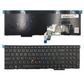 Klaviatūra Lenovo: ThinkPad Edge P50S, L560, T540P, W550S, T550, T560