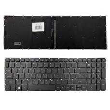 Klaviatūra Acer: Aspire E5-573, E5-573TG (su apšvietimu)