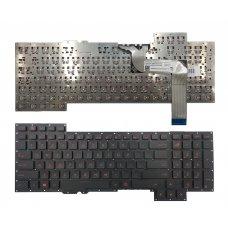 Klaviatūra ASUS: ROG G751 G751J G751JL G751JM G751JT G751JY