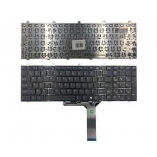 Klaviatūra MSI: GX60, GE60, GE70, GT60, GT70, GP60, GP70