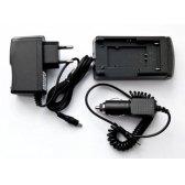 "Kroviklis Casio NP-100, Panasonic DMW-BLB13E"""
