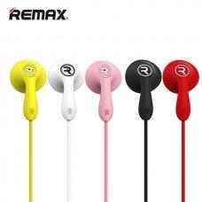 Laisvų rankų įranga Remax RM-301 3,5mm juoda