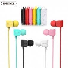 Laisvų rankų įranga Remax RM-502 3,5mm rožinė