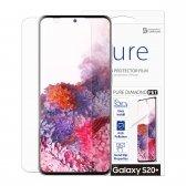 Samsung G988 S20 Ultra LCD apsauginė plėvelė Araree Pure Diamond