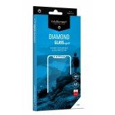 Samsung S21 Ultra LCD apsauginis stikliukas MyScreen Diamond Edge 3D juodas