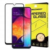 Xiaomi Redmi Note 8 LCD apsauginis stikliukas Wozinsky 5D pritaikytas dėklui juodas