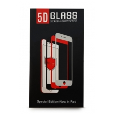 "LCD apsauginis stikliukas ""5D Special Edition"" Samsung A80/A90 lenktas juodas"
