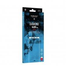Samsung N770 Note 10 Lite / A81  apsauginis stikliukas MyScreen Diamond Edge Full Glue juodas