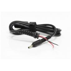 Maitinimo šaltinio kabelis su jungtimi: ASUS, ACER (3.0mm x 1.1mm)