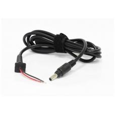 Maitinimo šaltinio kabelis su jungtimi: COMPAQ (4.8mm x 1.7mm, Bullet )