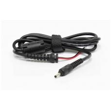 Maitinimo šaltinio kabelis su jungtimi: SAMSUNG, ACER (3.0mm x 1.0mm)