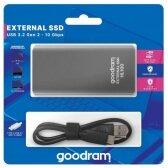 Nešiojamas kietasis diskas SSD Goodram HL100 512GB