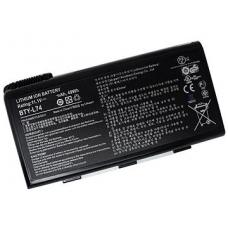 Notebook baterija, Extra Digital Advanced, MSI BTY-L75, 5200mAh