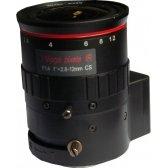 """Objektyvas HD 1/3"""" 2.8-12mm XD-3M2812A"""