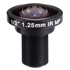 Objektyvas fisheye 180 1,25mm M12IR125F