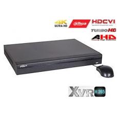Pentabrid 4K įrašymo įrenginys 8kam. HDCVI/AHD/TVI/CVBS/IP, 4K 7fps, 4MP 15fps(non-realtime), PoC