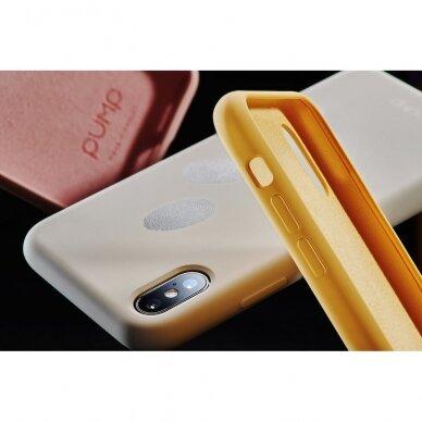 "iPhone XS Max dėklas Pump Silicone Minimalistic ""Do Not Disturb"" 3"