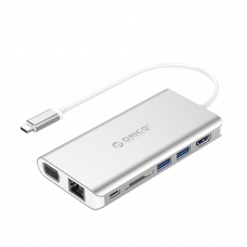 Šakotuvas ORICO USB XC-304-SV-PRO