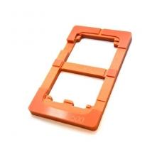 Trafaretas LCD stikliukų klijavimui Samsung i8190 S3 mini