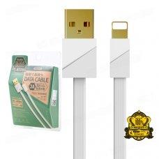USB kabelis Remax RC-048i Lightning baltas