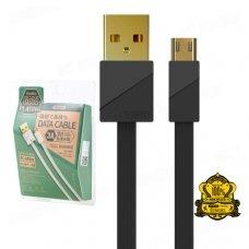 USB kabelis Remax RC-048m microUSB juodas