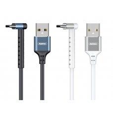 USB kabelis Remax RC-100a Type-C baltas